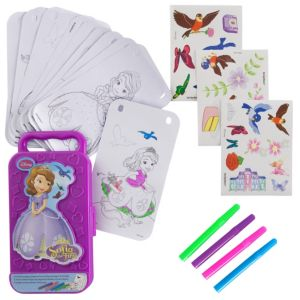 Sofia the First Sticker Activity Box