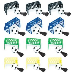 Tabletop Soccer Games 12ct