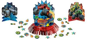 Blaze and the Monster Machines Table Decorating Kit 23pc