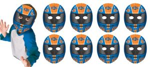 Hot Wheels Masks 8ct