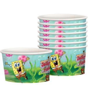 SpongeBob Treat Cups 8ct