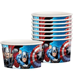 Avengers Treat Cups 8ct
