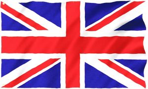 Union Jack Flag - Great Britain