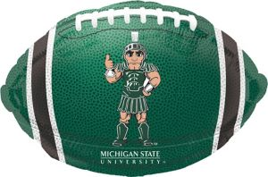 Michigan State Spartans Balloon - Football