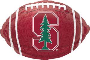 Stanford Cardinal Balloon - Football
