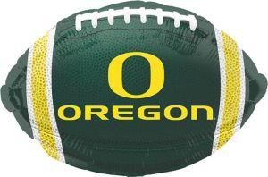 Oregon Ducks Balloon - Football