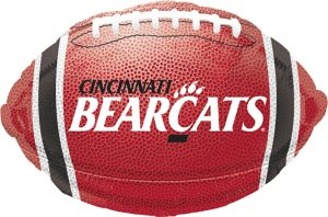 Cincinnati Bearcats Balloon - Football