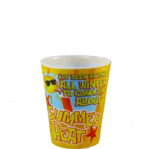 Summer Heat Shot Glass