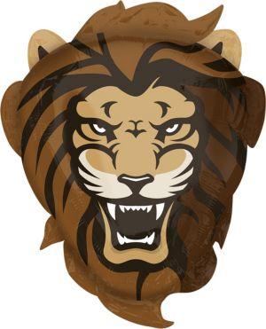 Lion Mascot Balloon
