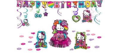 Hello Kitty Decoration Kit