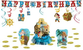 Jake and the Neverland Pirates Decorating Kit