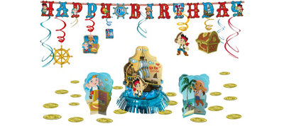 Jake/Pirates Decoration Kit