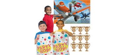 Planes Fun & Games Kit