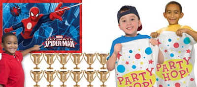 Spiderman Fun & Games Kit