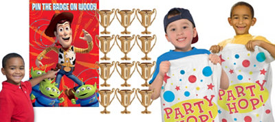 Toy Story Fun & Games Kit