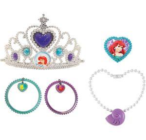 Little Mermaid Lights & Sound Jewelry Set 5pc