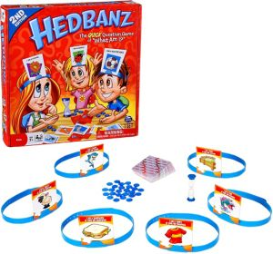 Hedbanz Party Game