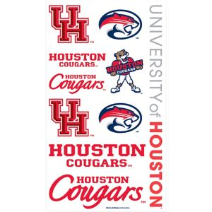 Houston Cougars Tattoos 7ct