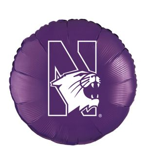 Northwestern Wildcats Balloon