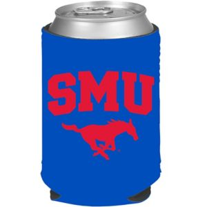 SMU Mustangs Can Coozie
