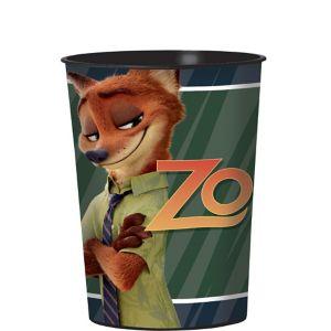 Zootopia Favor Cup