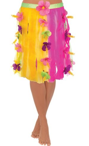 Child Ribbon Hula Skirt