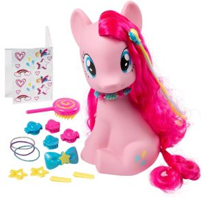Pinkie Pie Styling Playset 17pc - My Little Pony