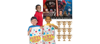 Star Wars Fun & Games Kit