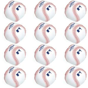 Plush Rawlings Baseballs 12ct