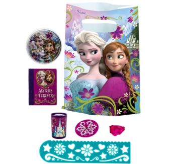 Frozen Basic Favor Kit for 8 Guests