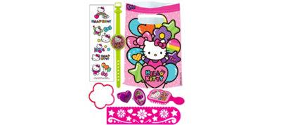 Hello Kitty Basic Favor Kit