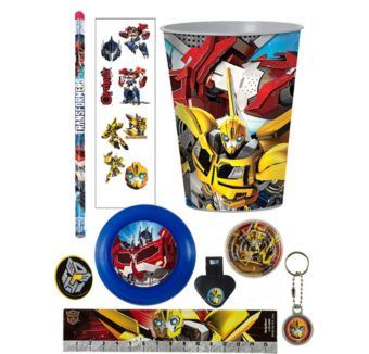 Transformers Super Favor Kit for 8 Guests