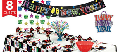 Colorful New Year's Block Party Super Kit