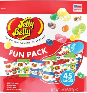 Jelly Belly Jelly Bean Fun Packs 42ct