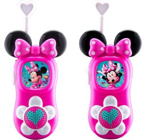 Minnie Mouse Walkie Talkies 2ct