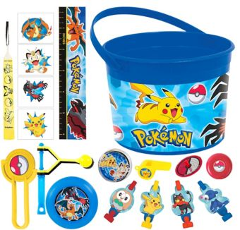 Pokemon Ultimate Favor Kit for 8 Guests