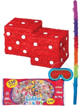 Dice Pinata Kit