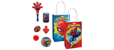 Spider-Man Basic Favor Kit