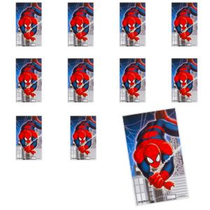 Jumbo Spider-Man Stickers 24ct