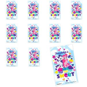 Jumbo My Little Pony Stickers 24ct