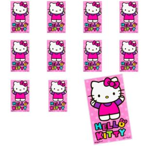 Jumbo Hello Kitty Stickers 24ct
