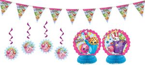 Shopkins Room Decorating Kit 7pc