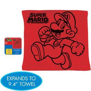 Super Mario Grow Towel