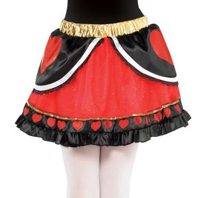 Child Red Queen Tutu