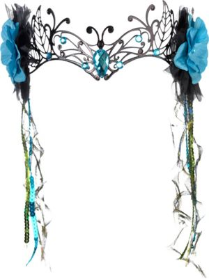 Blue Fairy Headpiece