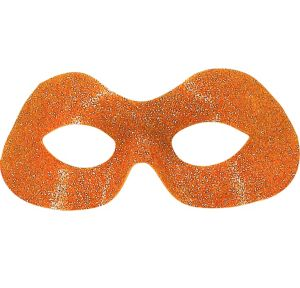 Glitter Michelangelo Mask - Teenage Mutant Ninja Turtles