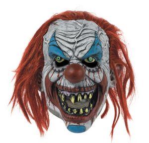 Slasher Clown Mask