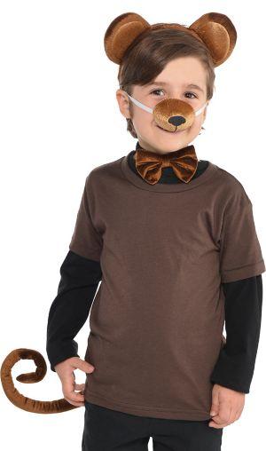 Child Monkey Accessory Kit with Sound