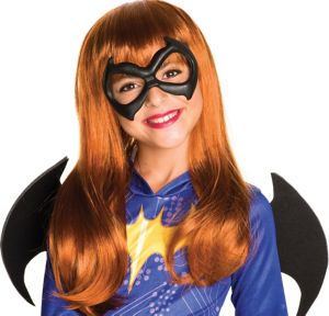 Child Batgirl Wig - DC Super Hero Girls