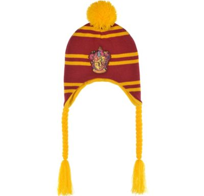 4417e522f44e7 Gryffindor Peruvian Hat 9 1 2in x 10in - Harry Potter